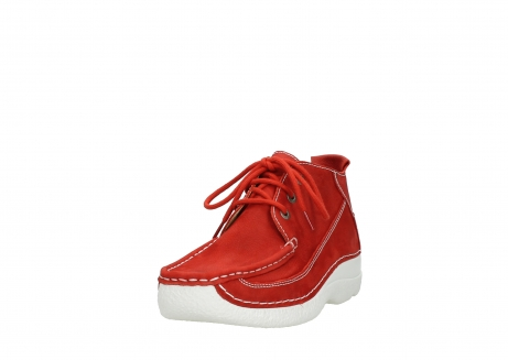 wolky lace up shoes 06200 roll moc 11570 red nubuck_21