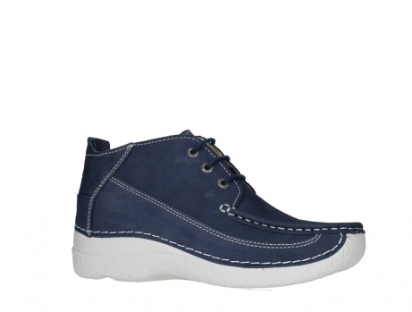 wolky lace up shoes 06200 roll moc 11820 denimblue nubuck_2