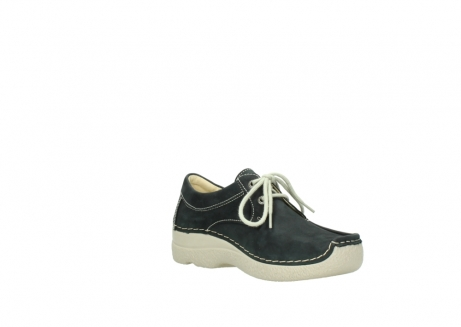 wolky lace up shoes 06286 seamy stroll 10070 black nubuck_16