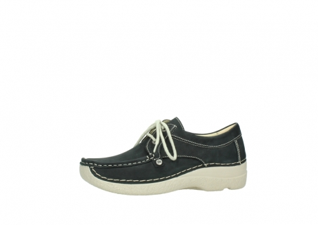 wolky lace up shoes 06286 seamy stroll 10070 black nubuck_24