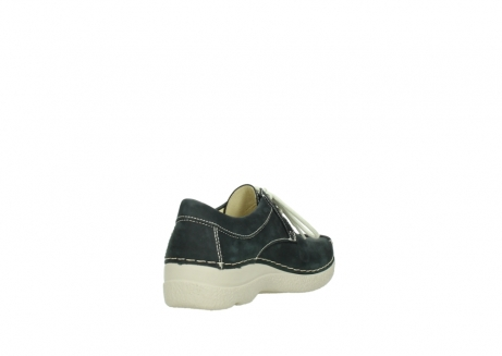 wolky lace up shoes 06286 seamy stroll 10070 black nubuck_9