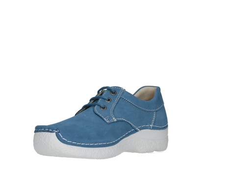 wolky lace up shoes 06289 seamy up 11856 baltic blue nubuck_10