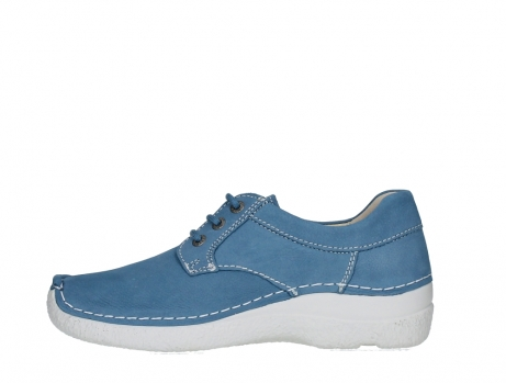 wolky lace up shoes 06289 seamy up 11856 baltic blue nubuck_13