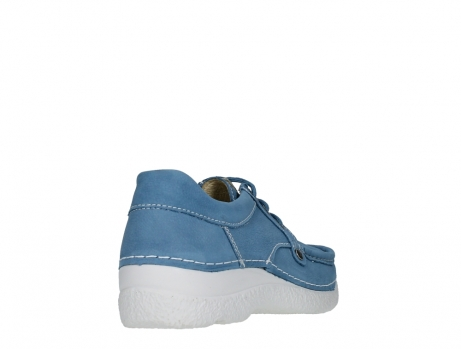 wolky lace up shoes 06289 seamy up 11856 baltic blue nubuck_21