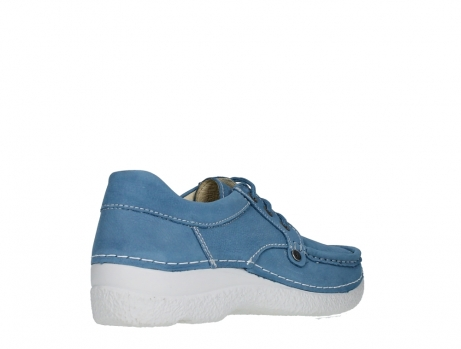 wolky lace up shoes 06289 seamy up 11856 baltic blue nubuck_22