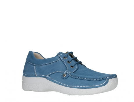 wolky lace up shoes 06289 seamy up 11856 baltic blue nubuck_3