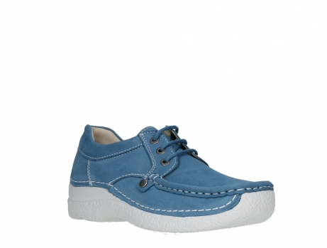 wolky lace up shoes 06289 seamy up 11856 baltic blue nubuck_4
