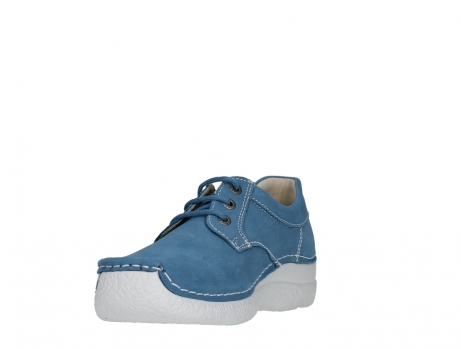 wolky lace up shoes 06289 seamy up 11856 baltic blue nubuck_9