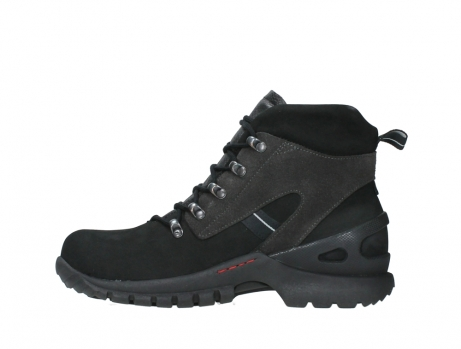wolky lace up boots 06505 traction 16000 black nubuck_13
