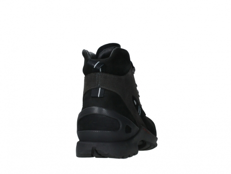 wolky lace up boots 06505 traction 16000 black nubuck_20
