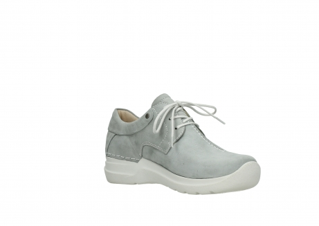 wolky lace up shoes 06603 wasco 11206 light grey nubuck_16