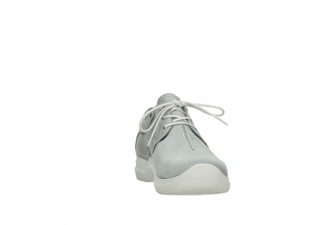 wolky lace up shoes 06603 wasco 11206 light grey nubuck_18