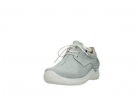 wolky lace up shoes 06603 wasco 11206 light grey nubuck_21