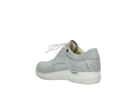 wolky lace up shoes 06603 wasco 11206 light grey nubuck_4