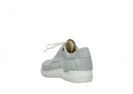 wolky lace up shoes 06603 wasco 11206 light grey nubuck_5