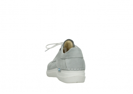wolky lace up shoes 06603 wasco 11206 light grey nubuck_6