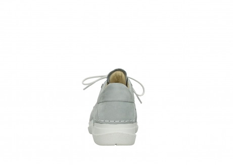 wolky lace up shoes 06603 wasco 11206 light grey nubuck_7