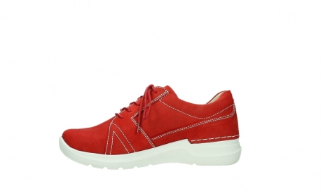 wolky lace up shoes 06609 feltwell 11570 red nubuck_12