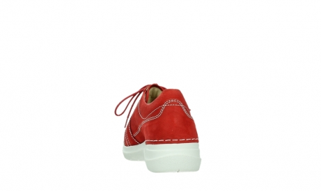 wolky lace up shoes 06609 feltwell 11570 red nubuck_18