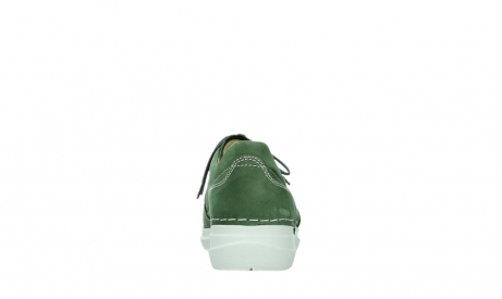 wolky lace up shoes 06609 feltwell 11720 moss green nubuck_19