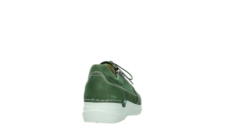 wolky lace up shoes 06609 feltwell 11720 moss green nubuck_20