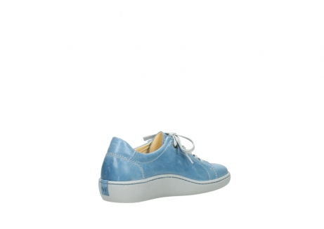 wolky lace up shoes 08128 gizeh 30820 denim blue leather_10