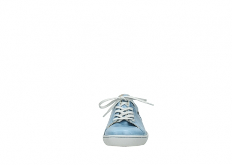 wolky lace up shoes 08128 gizeh 30820 denim blue leather_19