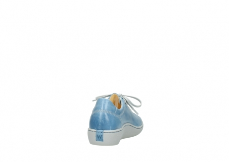 wolky lace up shoes 08128 gizeh 30820 denim blue leather_8