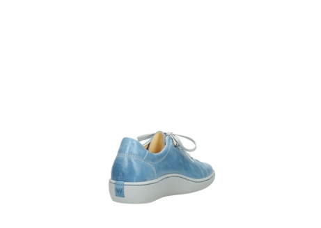 wolky lace up shoes 08128 gizeh 30820 denim blue leather_9