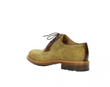 wolky lace up shoes 09403 turin 40940 moutarde yellow suede_4