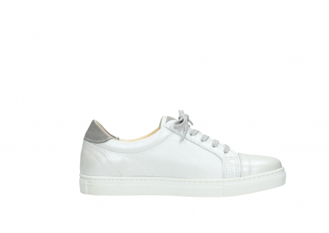 wolky lace up shoes 09440 perry 81100 white metallic leather_13