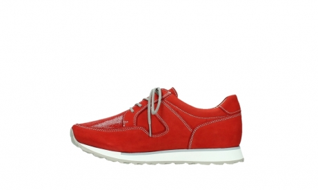 wolky walking shoes 05804 e walk 10570 red summer stretch nubuck_13