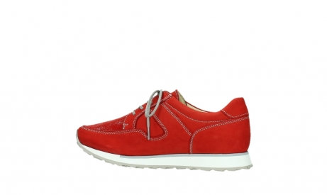 wolky walking shoes 05804 e walk 10570 red summer stretch nubuck_14