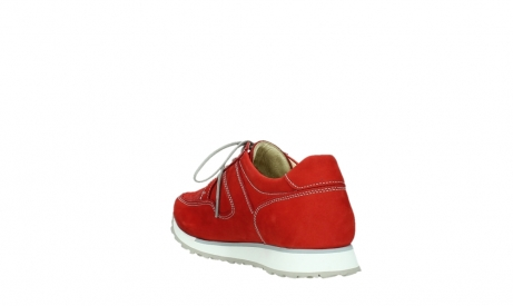 wolky walking shoes 05804 e walk 10570 red summer stretch nubuck_17