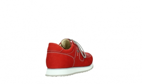 wolky walking shoes 05804 e walk 10570 red summer stretch nubuck_21