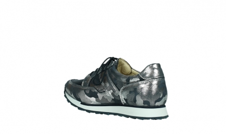 wolky walking shoes 05804 e walk 14870 blue summer camouflage_16