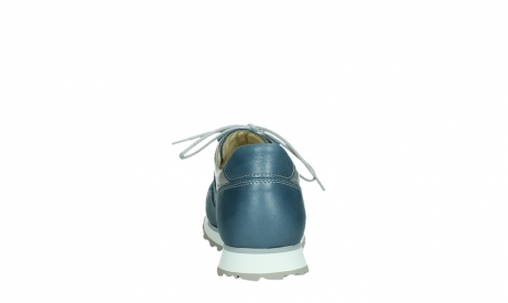 wolky walking shoes 05804 e walk 87860 steel blue pearl stretch leather_19