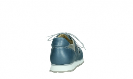 wolky walking shoes 05804 e walk 87860 steel blue pearl stretch leather_20