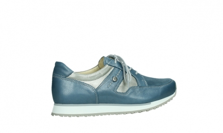 wolky walking shoes 05804 e walk 87860 steel blue pearl stretch leather_24