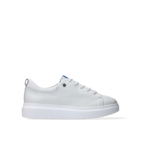 wolky lace up shoes 05875 move it 20100 white leather