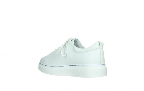 wolky lace up shoes 05875 move it 20100 white leather_16