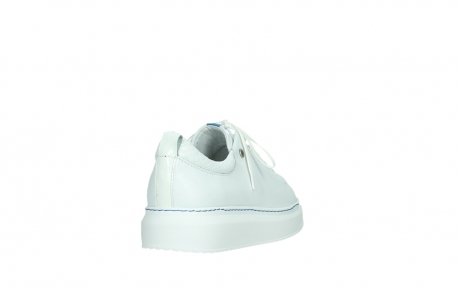 wolky lace up shoes 05875 move it 20100 white leather_21