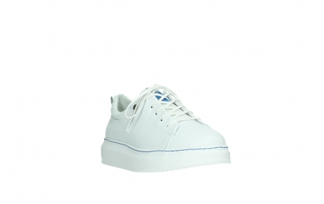 wolky lace up shoes 05875 move it 20100 white leather_5