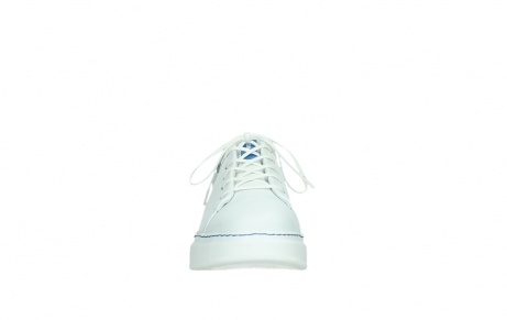 wolky lace up shoes 05875 move it 20100 white leather_7