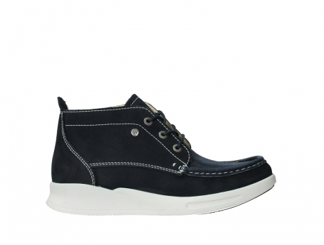 wolky lace up boots 05906 six 10870 blue nubuck_1