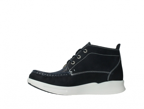wolky lace up boots 05906 six 10870 blue nubuck_12