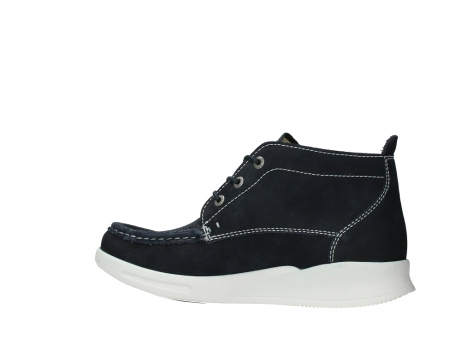 wolky lace up boots 05906 six 10870 blue nubuck_14
