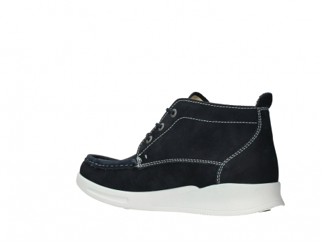 wolky lace up boots 05906 six 10870 blue nubuck_15